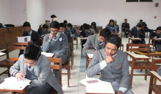 Chemistry Olympiad for Nepalese students in  RCSC