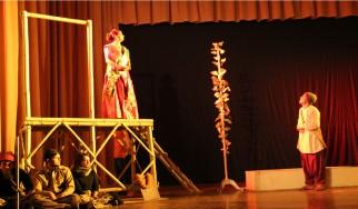 Открытие юбилейного 10-го Национального детского театрального фестиваля.