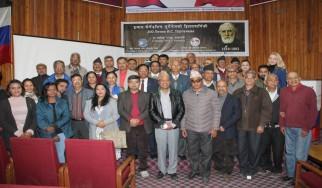 В Непале прошли мероприятия, посвященные 200-летию со дня рождения поэта И.С.Тургенева