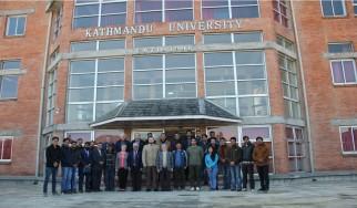 Научная конференция «Материалы и технологии 21 века» в Университете Катманду.