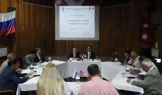 Круглый стол по вопросам сотрудничества в области энергетики.