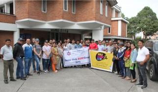 विश्व सरसफाई दिवस काठमाडौंमा