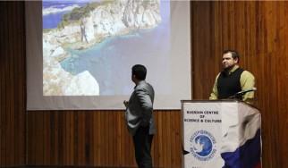 प्राइमोर्स्की क्षेत्रको पर्यटन र लगानी सम्भावनाबारे एक प्रस्तुतिकरण