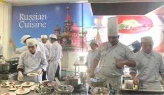 Русская кухня в Непале