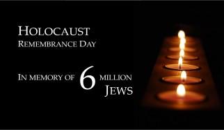 Кинопоказ фильма «Освенцим».