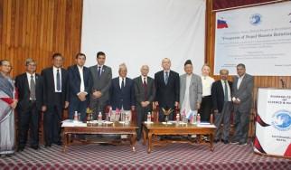 О семинаре по российско-непальским отношениям.