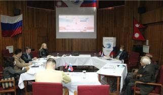"""""""रूसमा उच्च शिक्षा: २०२१/२२ शैक्षिक वर्षका लागि  विद्यार्थीहरूको छनौट""""  नामक गोल मेच अन्तरक्रिया"""