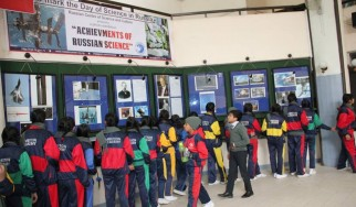 """Exhibition """"Achievements of Russian Science"""""""