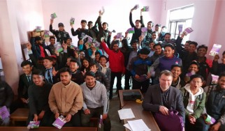 Presentation of Russian Education in Nepal